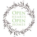 Open Hearts Open Homes Logo